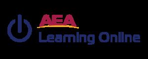 AEA Learning Online logo