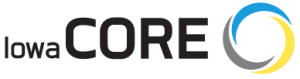 Iowa core logo