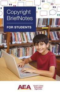 Image of the cover of Copyright BriefNotes for Students
