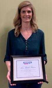Anne-Michelle Pedersen award